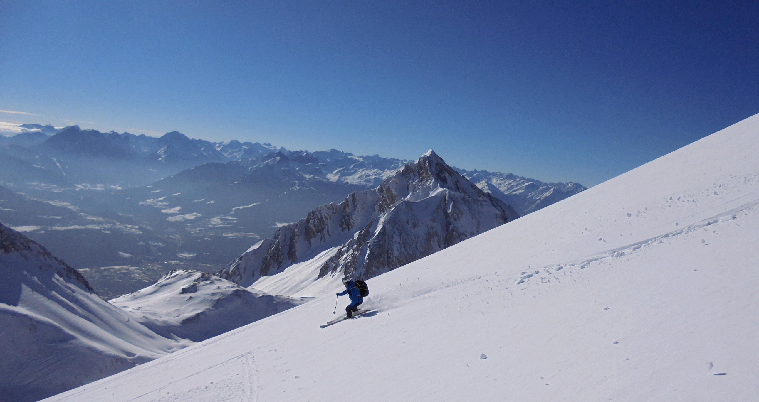 Stempelspitze (2.543m), 30.1.2016