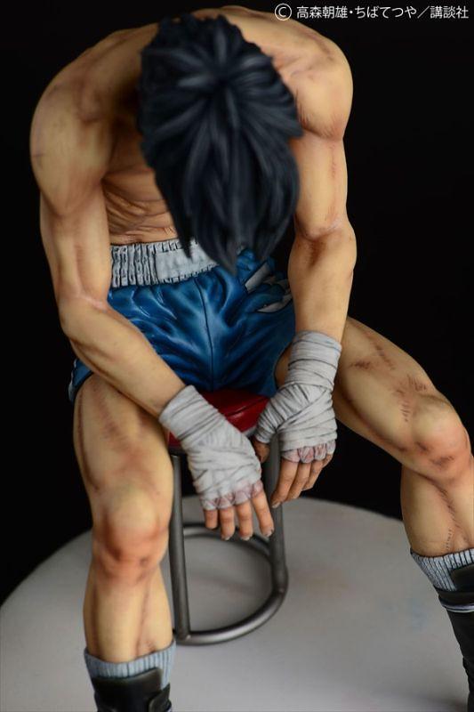 【大量官圖 & 販售資訊更新】《小拳王》燃燒殆盡的「矢吹丈」經典畫面再現!