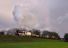30541 charter Bluebell Railway 4/1/16