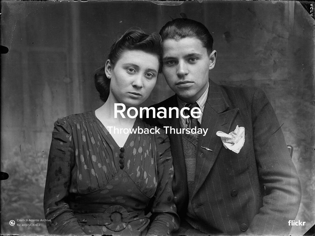 Throwback Thursday: Romance