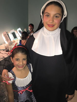 The Sound of Music at the Landrum Showcase Theater 2015