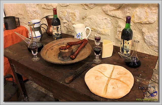 6 Exposición El Vino y el Chacolí en el Museo Histórico de Las Merindades