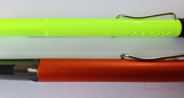 Review Lamy Safari & AL-Star Ballpoint @GoldspotPens @Lamy @LamyUSA (4)