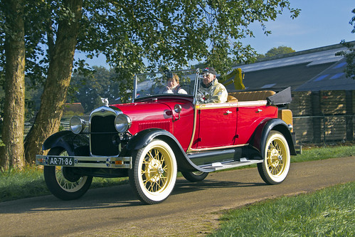 Ford Model A Phaeton Standard 1928* (3458)