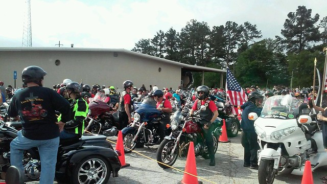 Ride for America 2015