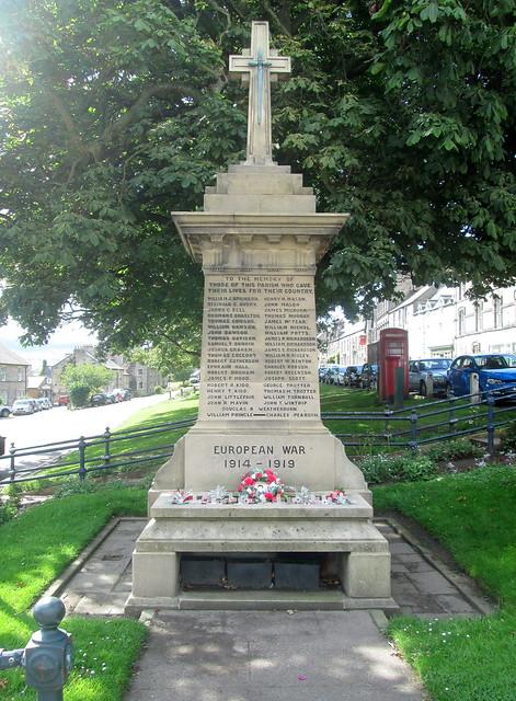 Rothbury War Memorial