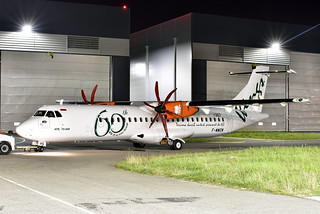 "Wings Air Atr 72-600 PK-WHS ""60 th Atr Lion group"""