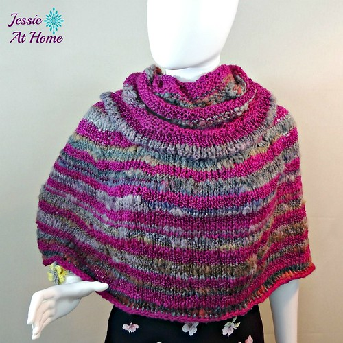 Magical-Hooded-Poncho-free-knit-pattern-Jessie-At-Home-6