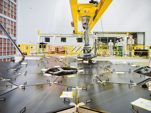 The last James Webb Space Telescope Primary Mirror Segment