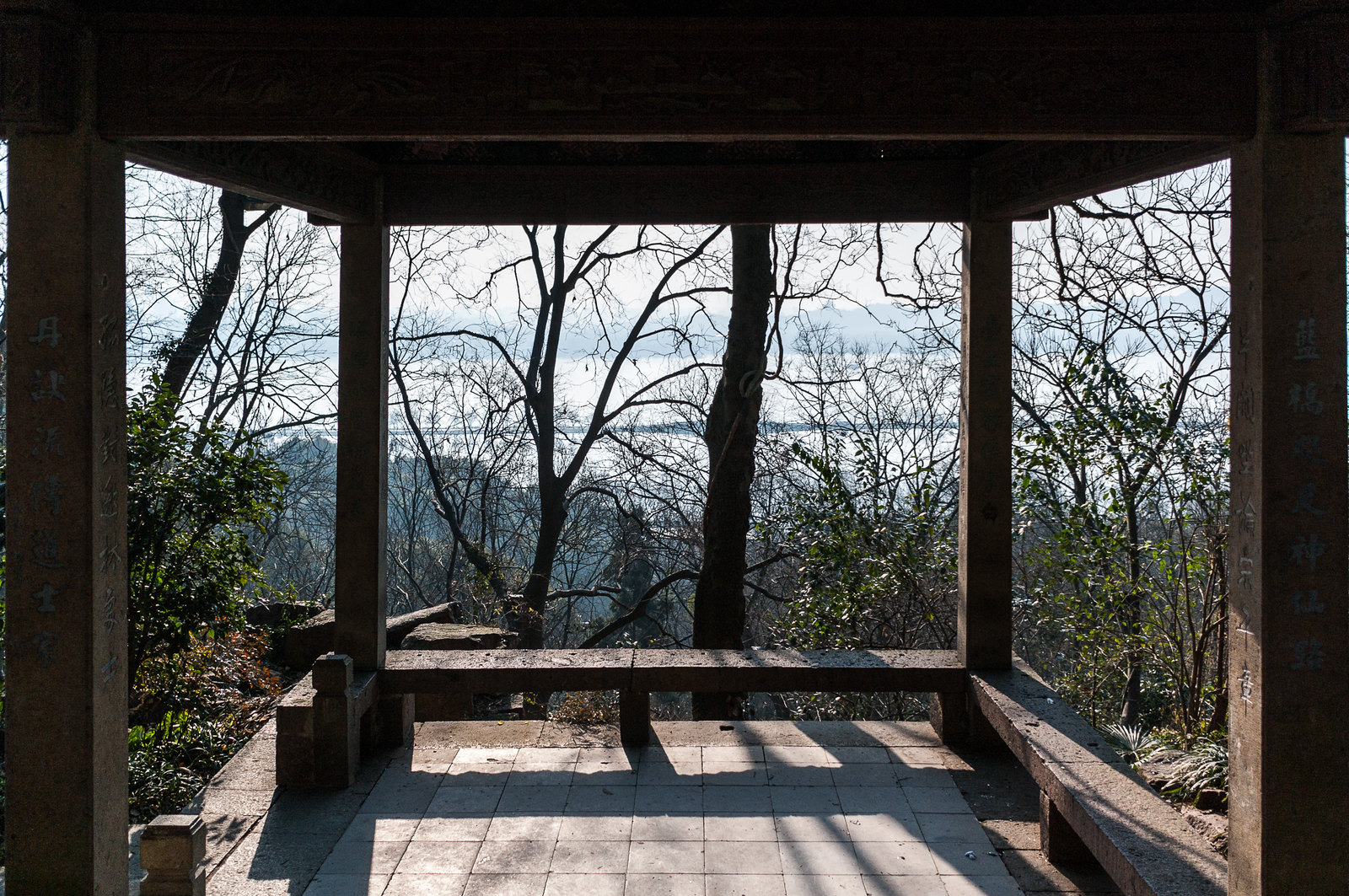 Baoshan mountain, Hangzhou