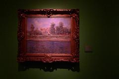 Buenos Aires - Bellas Artes La Berge de la Seine Monet
