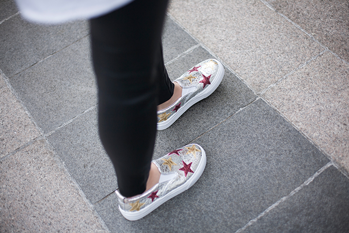 UK Fashion Blogger | Real Leather Trousers Skinnies | Street Style