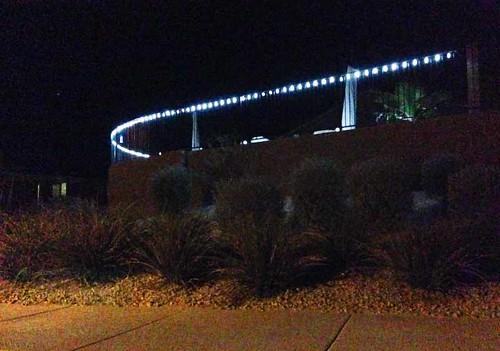 arizona usa night lights triking maricopa ranchoeldorado
