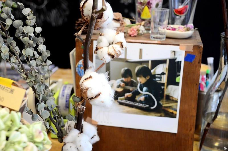 儲房咖啡館菜單台北怎麼去捷運地址營業時間乾燥花 (20)