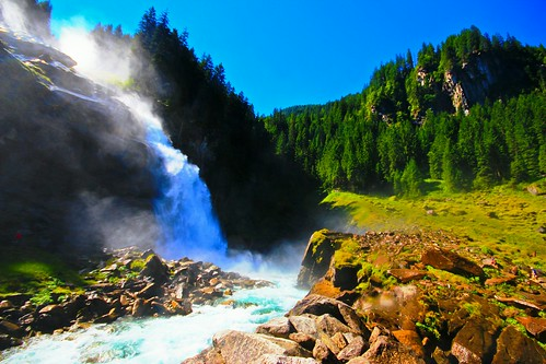 Krimml Falls - Austria