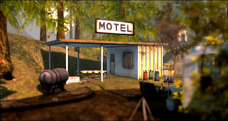 Motel...