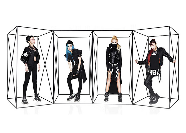 YG confirma comeback de 2NE1... E saída da Minzy