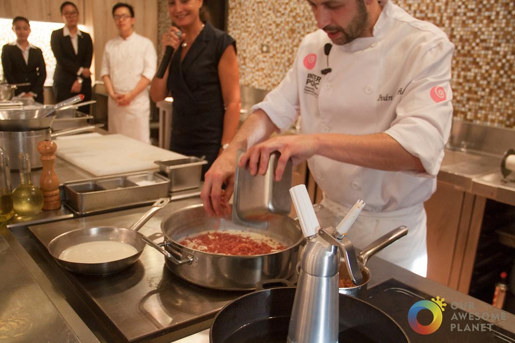 Ivan Cerdeno Master Class