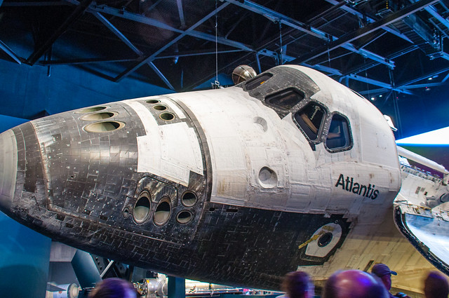 Shuttle Atlantis
