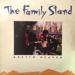 THE FAMILY STAND:GHETTO HEAVEN(JACKET A)