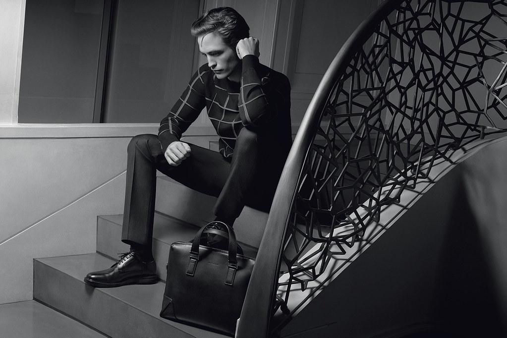 Роберт Паттинсон — Фотосессия для «Dior Homme» 2016 – 3