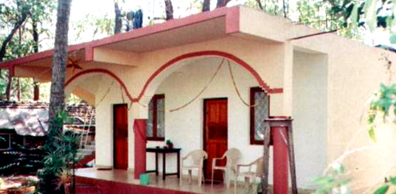 Dormitory Style Accommodation in Goa (Anjuna) - 3 to 9 bed