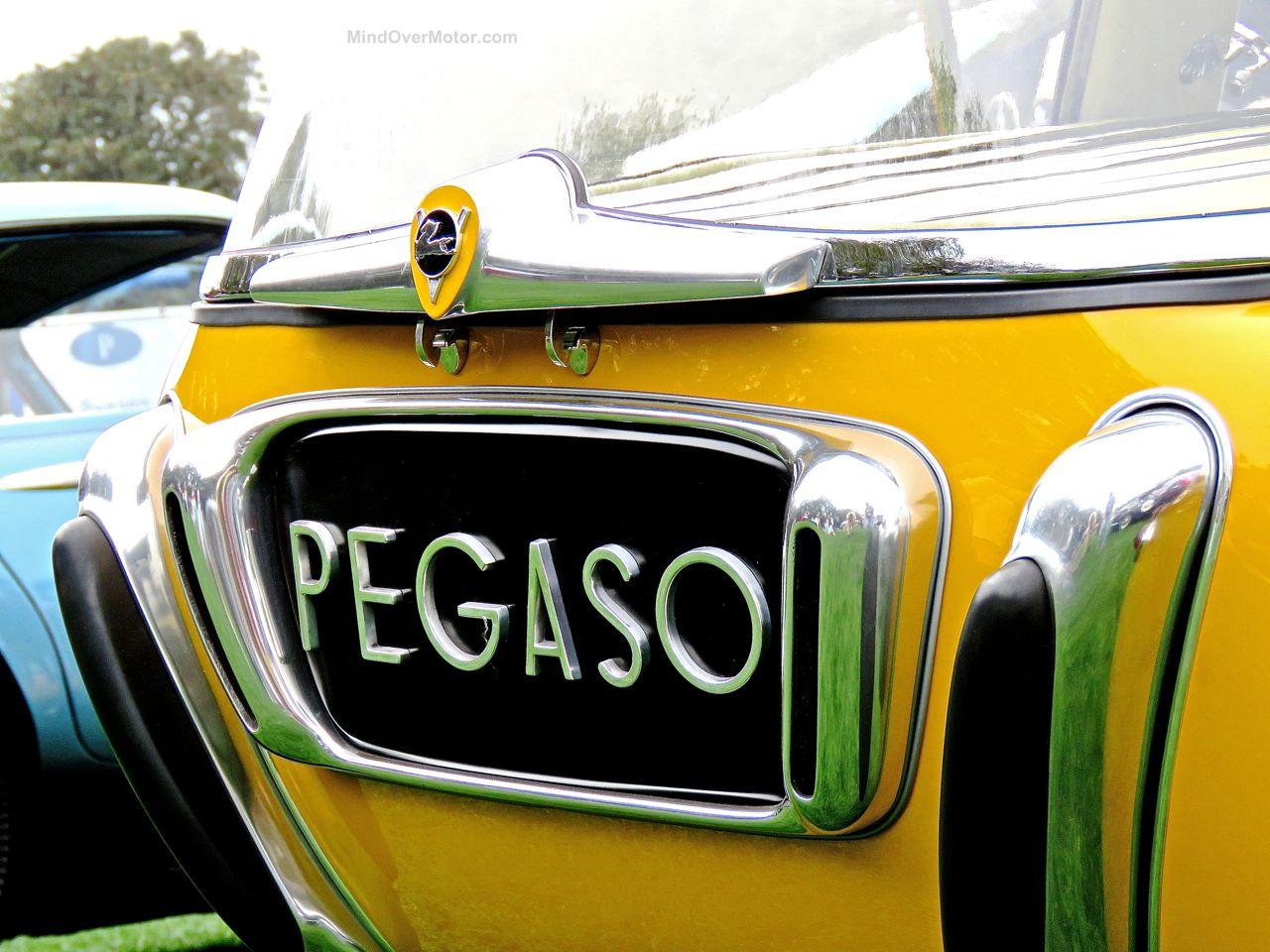 1952 Pegaso Z-102 Cupula Coupe Amelia Island 7