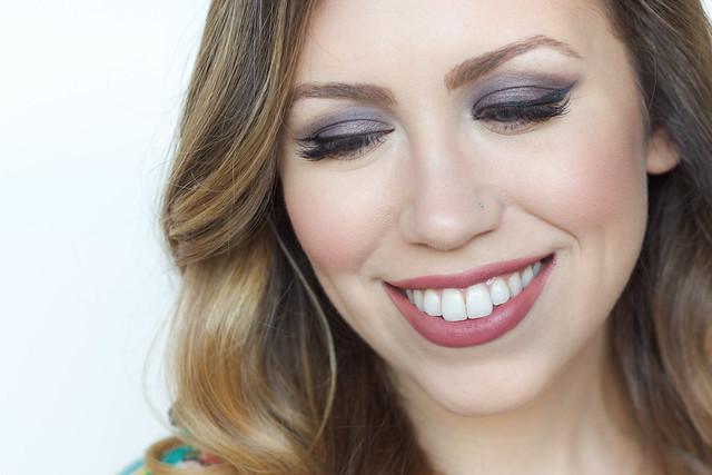 Smoky Eye with Eyelash Extensions   Makeup Tutorial   Beauty