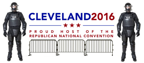 Republicans: Welcome to Cleveland!