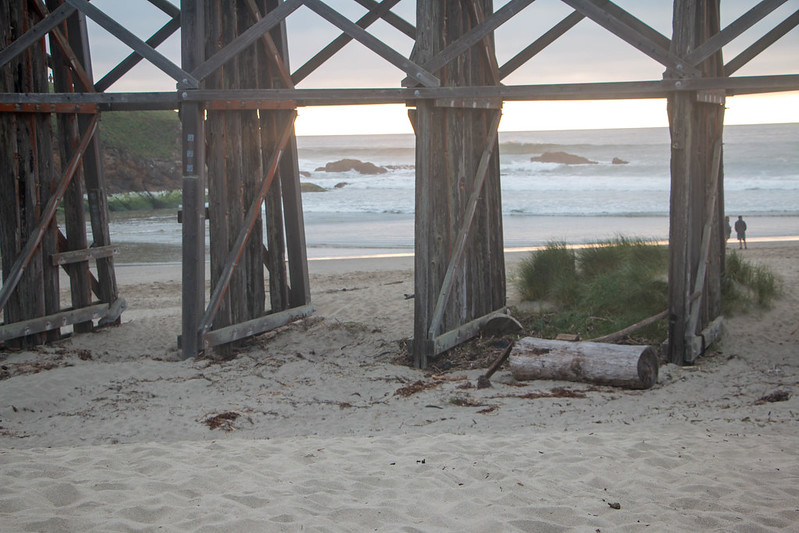 04.02. Pudding Creek Beach and Bridge