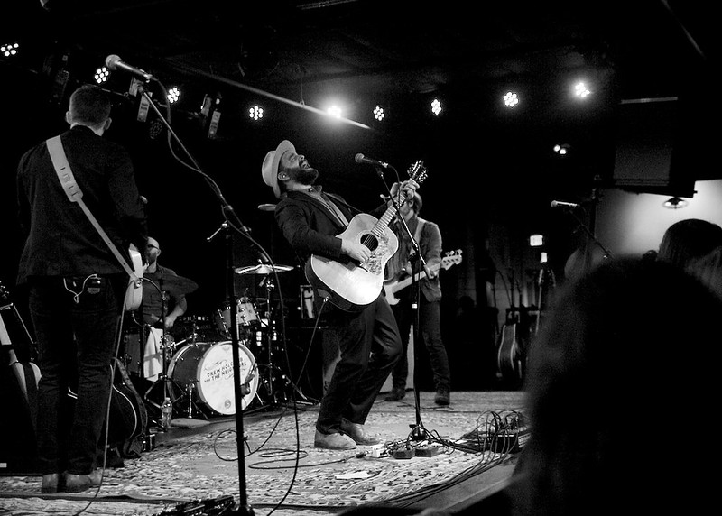 Drew Holcomb and the Neighbors @ The Ready Room