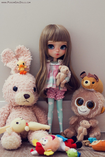 Cinnamon and her friends ♥