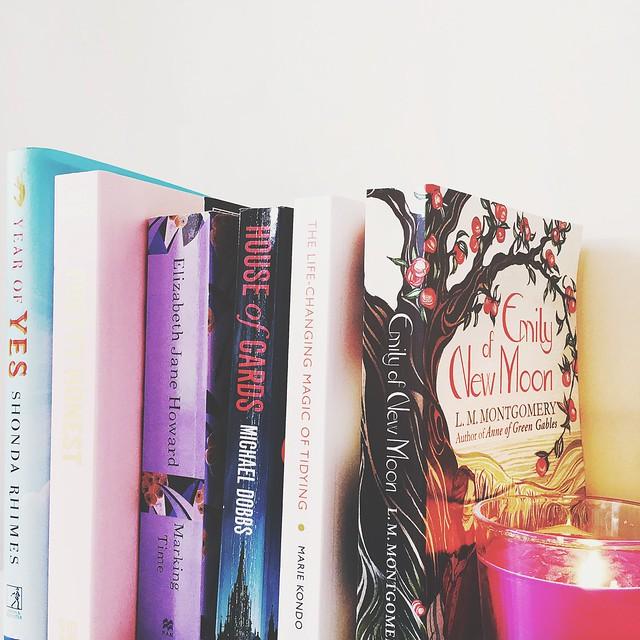 Dear Books #aprillove2016