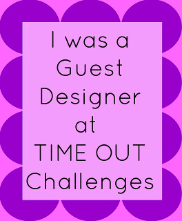 Time Out Challenge Guest Designer