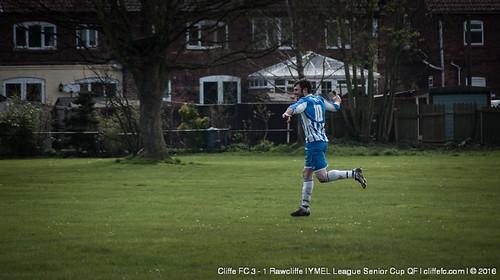 Cliffe FC 3 - 1 Rawcliffe (League Cup) 10Apr16