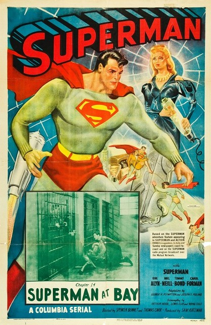 (1948) Superman (15 Chapters)