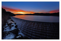 Croton Dam at Sunrise