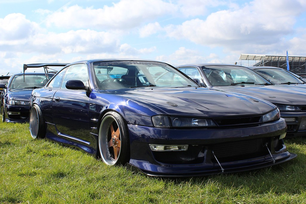 SXOC 200SX Owner's Club Stand at JapFest 2016