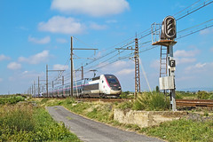 Doble TGV Nissan-lez-Enserune