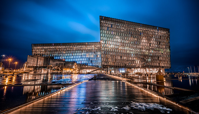 Harpa - Reykjavik - Architectural photography