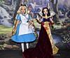 Alice Repaint doll Disney Store meet Snow White Le Doll - Disney Store