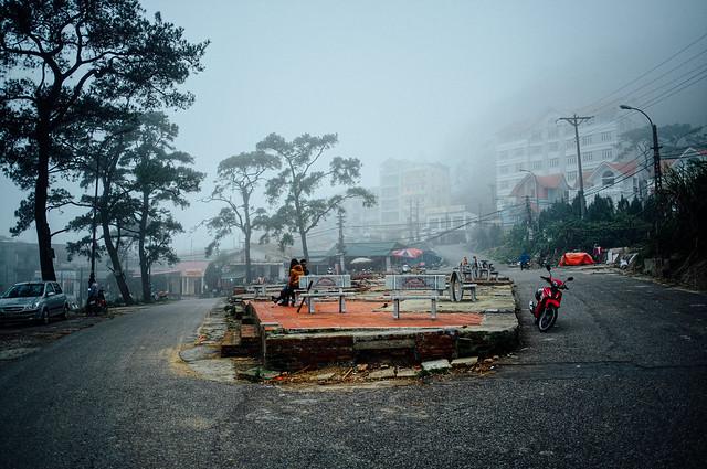 Tam Dao Village