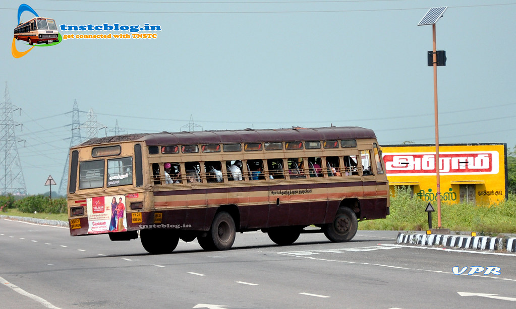 Tamil Nadu Buses - Photos & Discussion - Page 2318