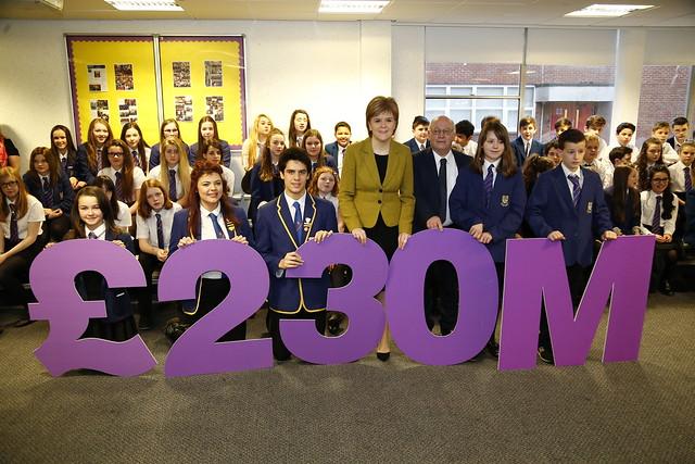 Funding for new schools