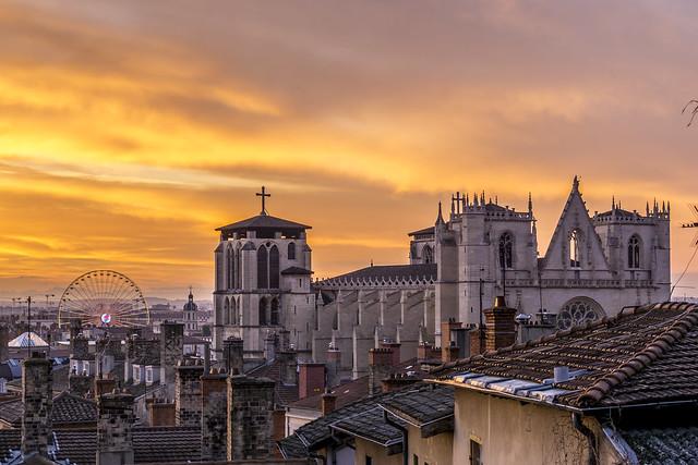 Cathédrale Saint-Jean, Sunrise, 29-12
