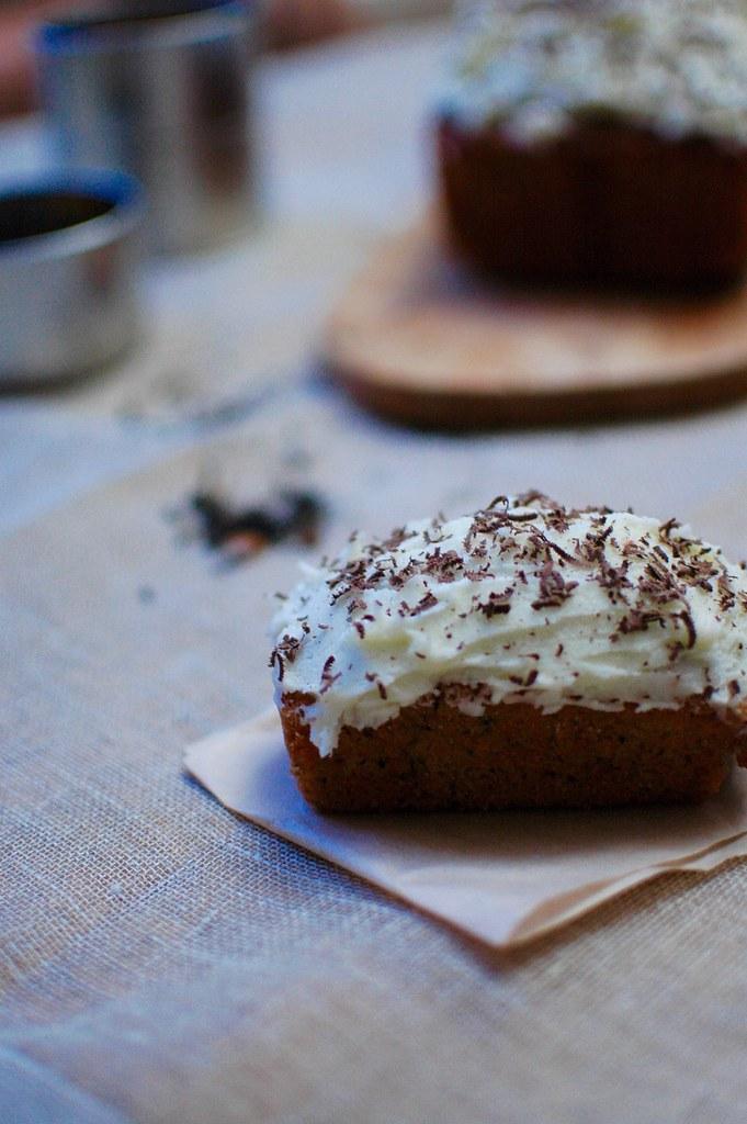 Chai Latte Loaf