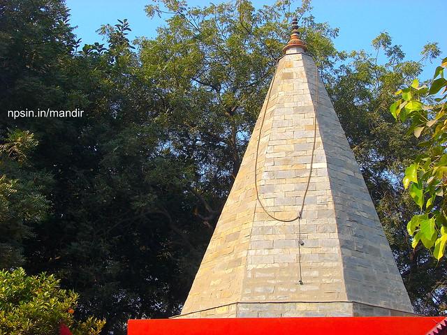 Shikhar of Main Temple