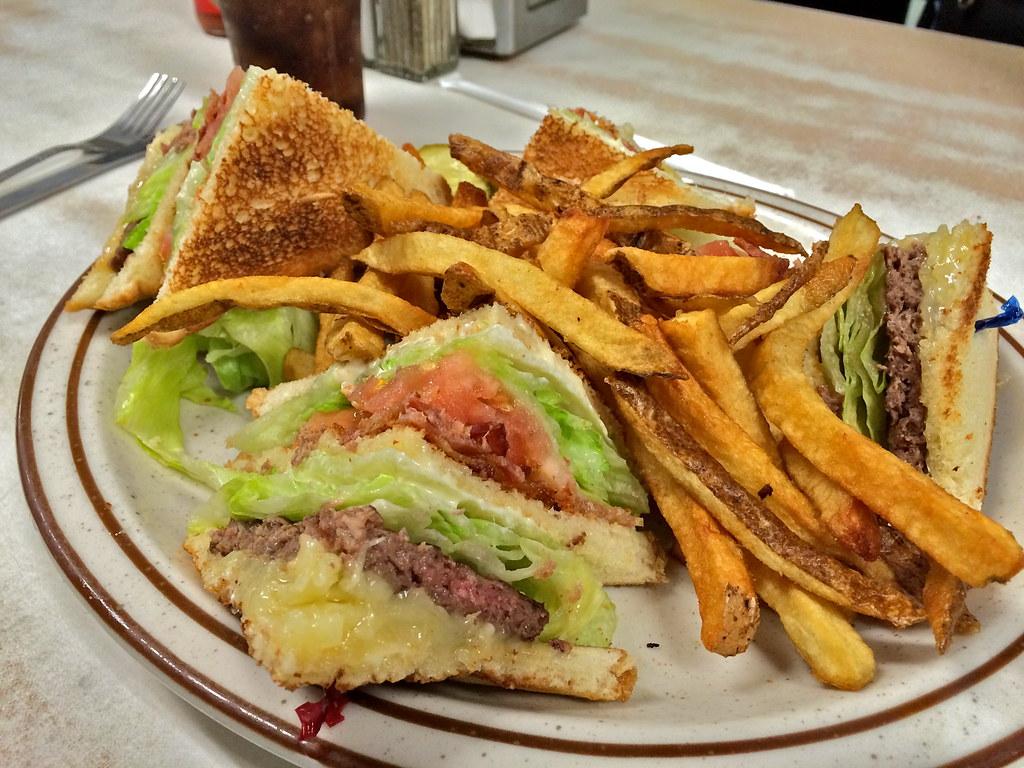 Blue Benn Diner Vermont Retro Roadmap