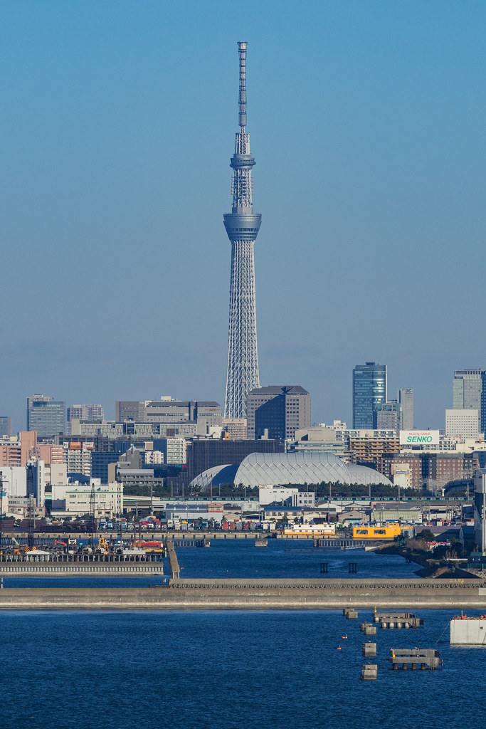 20160110_01_The view from the Tokyo Gate Bridge by OLYMPUS OM-D E-M5 Mark II + M.ZUIKO DIGITAL ED 40-150mm F2.8 PRO