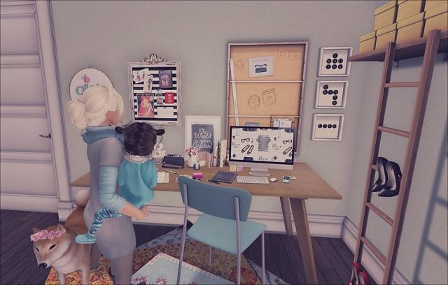 Girl, Get Your Bloggin' On!